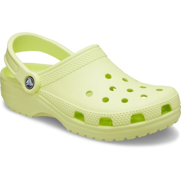 Crocs Classic Unisex Clogs Lime Zest