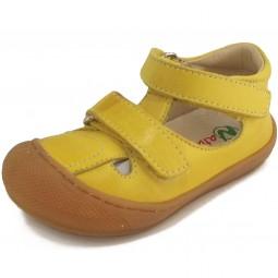 Naturino 3996 Kleinkinder Halbsandale gelb (giallo)