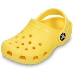 Crocs Classic Kids Kinder Clogs gelb (lemon)