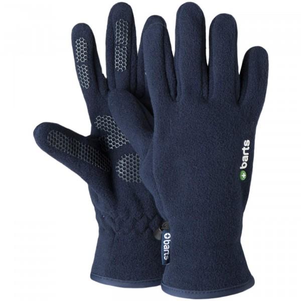 Barts Fleece Gloves Kids Kinder Handschuhe dunkelblau (navy)