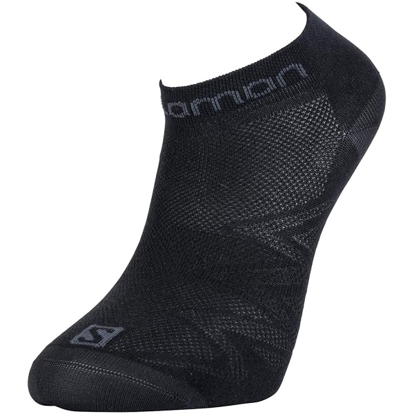 Salomon Elevate Unisex Sportsocken black/black
