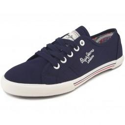 Pepe Jeans Aberlady Damen Sneaker dunkelblau (marine)