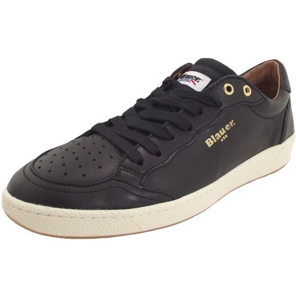Blauer Murray Herren Vintage Sneaker schwarz (black)