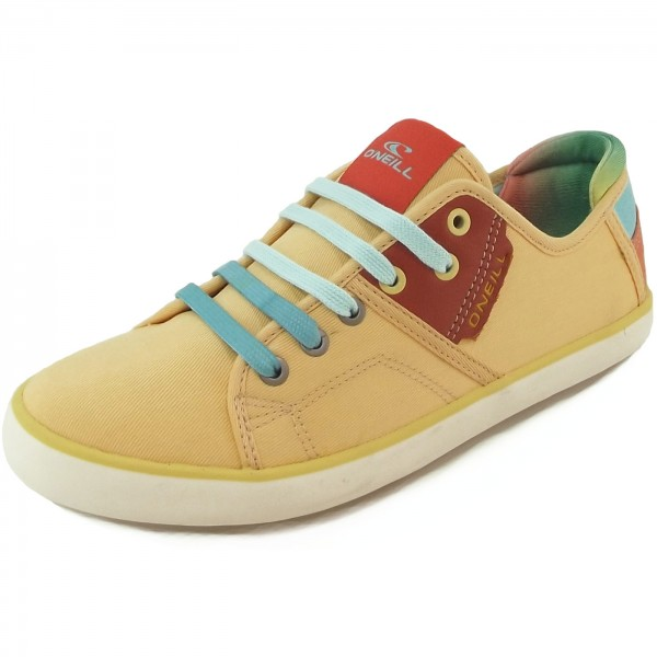 O'Neill Dally Low Junior Mädchen Sneaker gelb (sundown)