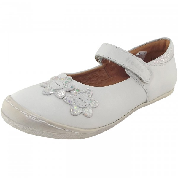 Froddo G3140071 Mädchen Mary Jane Schuhe weiß (white)   Mary Jane ... ed681e5bb8