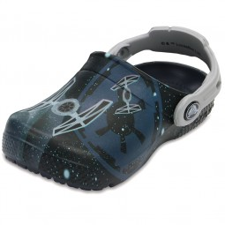 Crocs Crocs Fun Lab Star Wars Jungen Clogs dunkelblau (navy)