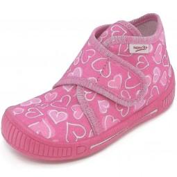 Superfit Bully Mädchen Hausschuhe pink (pink kombi)