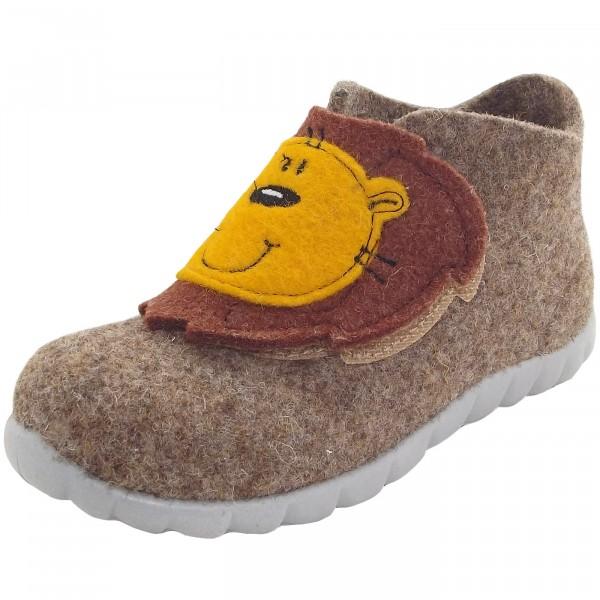 buy online 08655 bcf55 Superfit Happy Kinder Hausschuhe beige