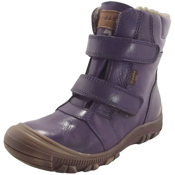 separation shoes be569 e66a1 Froddo FroddoTex G3110092 Girl Winter Boots purple