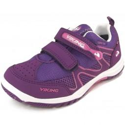 Viking Gore-Tex Cascade GTX Mädchen Outdoor-Schuhe violett/pink (purple/dk.pink)