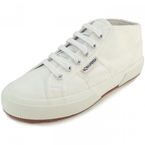 Superga 2754 Cotu Unisex Sneaker weiß (Weiß)    (Weiß) Sneaker   Damen ... 26ef1d