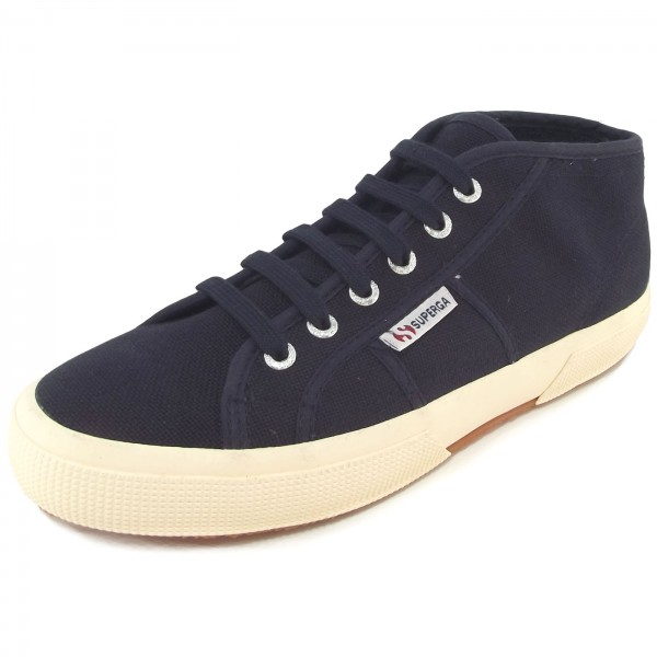 Superga 2754 Cotu Unisex Sneaker dunkelblau (navy)