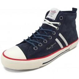 Pepe Jeans Serthi Boot Herren Herbst-Sneaker dunkelblau (marine)