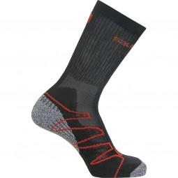 Salomon Eskape Unisex Outdoor Socken black/autobahn/dynamic