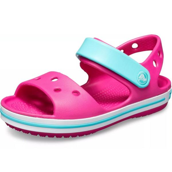 crocs Sandale Classic Slide Kids Candy Pink Croslite Normal Kinder