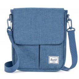 Herschel Pender Sleeve for iPad Unisex Umhänge-Tasche blau (navy crosshatch)