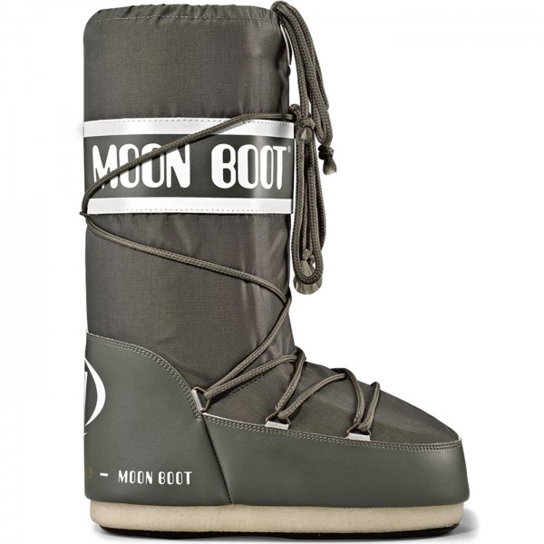 Moon Boot by Tecnica Nylon anthracite  ddf582eaf42
