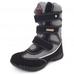 Conway ConTex Boots Diane Winterstiefel black/grey