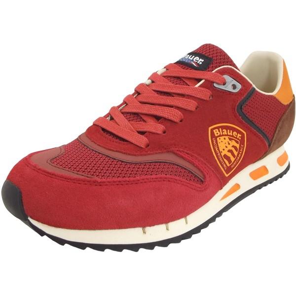 Blauer Memphis Herren Sneaker rot (red)