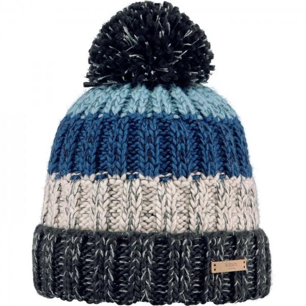 Barts Wilhelm Beanie Men Winter Hat charcoal  08803dd0d82