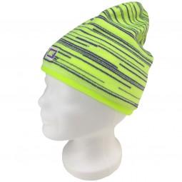 Nike Performance Reversible Child Knit Hat volt/purple