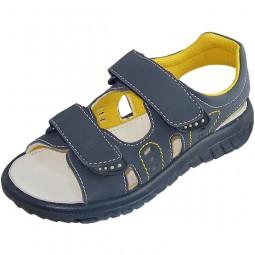 Naturino 5545 Sport Kinder Sandale textil dunkelblau