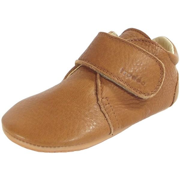 Froddo Prewalkers G1130005 Baby Erste Schuhe braun (cognac)