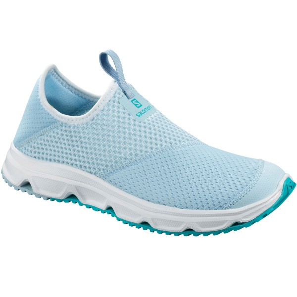 Salomon RX Moc 4.0 W Damen Recovery-Schuhe cashmere blue/illusion blue