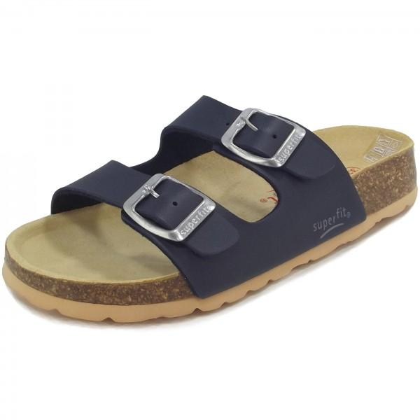 finest selection 39956 fed74 Superfit Slip-on Shoe Child Slip-on Shoes dark blue (ocean)