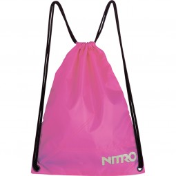 Nitro Sports Sack Unisex Turnbeutel pink