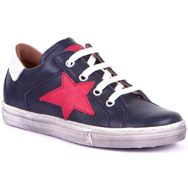 Froddo G313 Shoe Kinder Low Top Sneaker dunkelblau (dark blue)