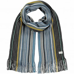 Barts Beck Scarf Men Scarf multicolor (black)