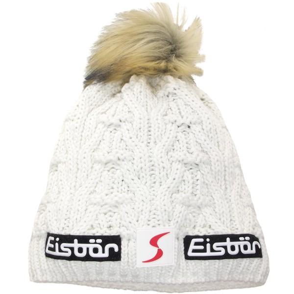 47f33b7ea9e Eisbär Mira Lux SP Damen Winter-Strickmütze weiß