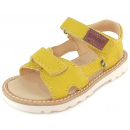 Kavat Nyby EP Kinder Sandale gelb (yellow)