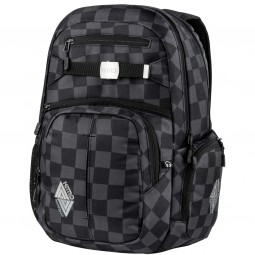 Nitro Hero Unisex Rucksack checker