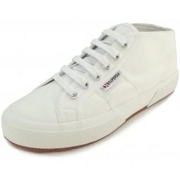 Superga 2754 Cotu Unisex Sneaker weiß (white)