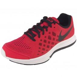 Nike Air Zoom Pegasus 31 Boy Running Shoes action red/white/black