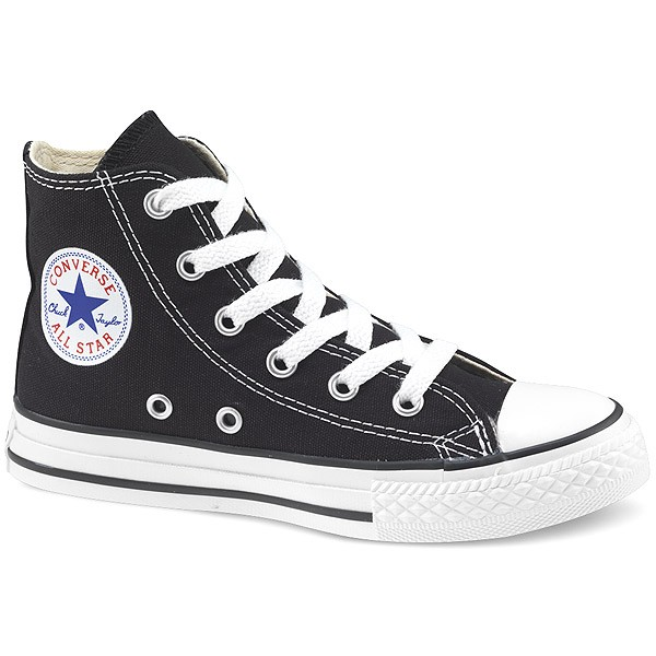 Converse All Star Hi Kids Sneaker schwarz