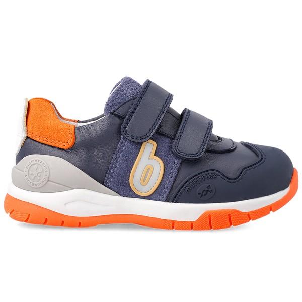 Biomecanics Bioevolution Connor Kinder Leder Sneaker Wilder Ozean