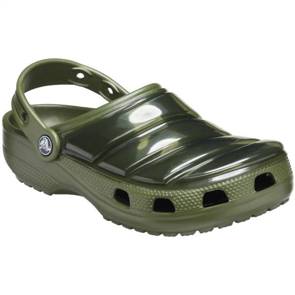 Crocs Classic Neo Puff Unisex Clogs Army Green