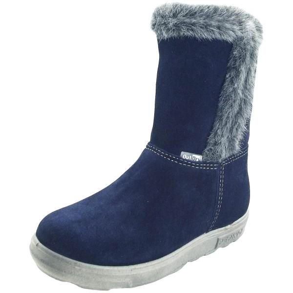 new concept a536b 1e14e Ricosta Pepino OutDry Usky Girl Winter Boots nautic