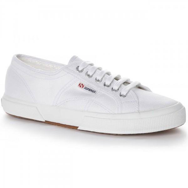 Superga 2750 Cotu Classic Unisex Sneaker weiß (white)