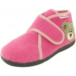 Naturino 7454 Mädchen Hausschuhe rosa