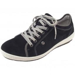 Legero Topino Herren Sneaker schwarzblau (ocean)