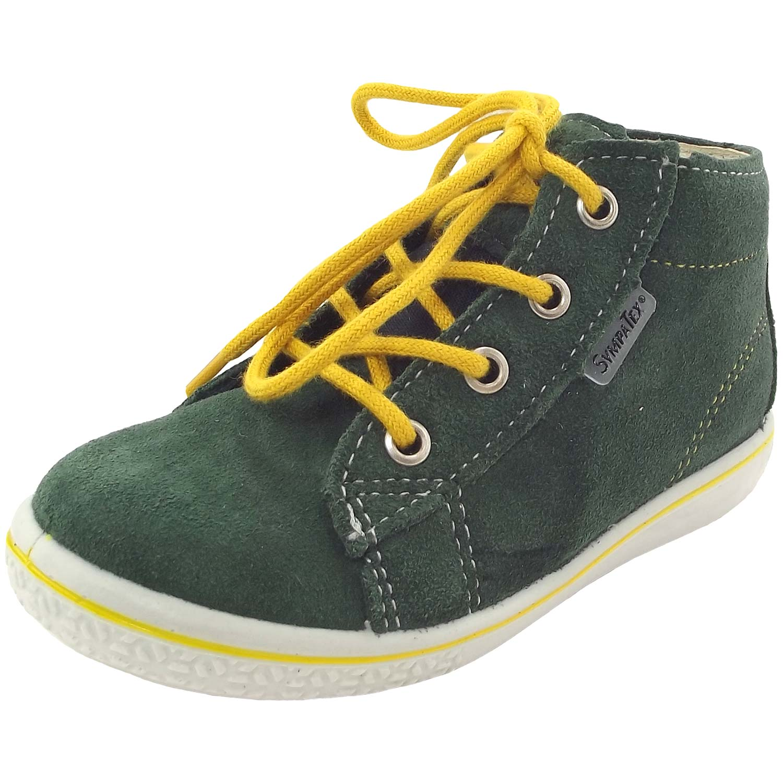 Verkauf Einzelhändler neuer Stil & Luxus Original- Ricosta Pepino SympaTex Zayni Toddler First Walker Shoes green (oliv)