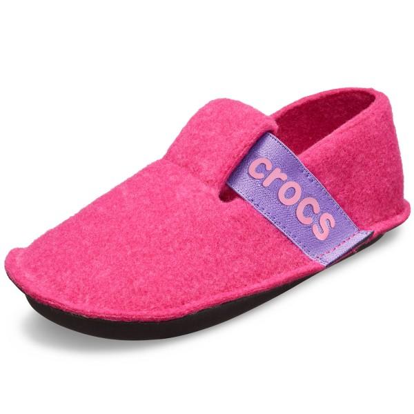 Crocs Classic Slipper Kids Mädchen Hauspantoffeln candy pink
