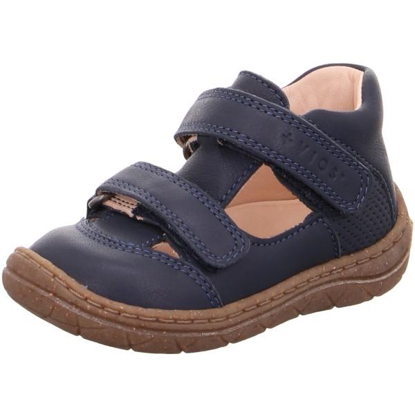 Superfit +Vios Supix Kleinkinder Halb-Sandale dunkelblau (mood indigo)