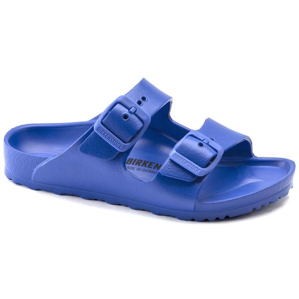 Birkenstock Arizona Kids EVA Kinder Pantolette Ultra Blue