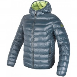 Brekka Holiday Boy Jungen Daunenjacke grau (grey)
