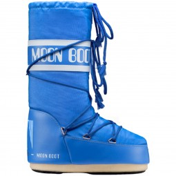 Moon Boot by Tecnica Nylon azure